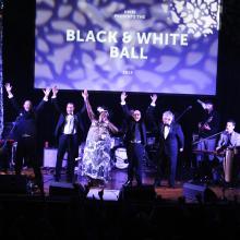 Black & White Ball 2015