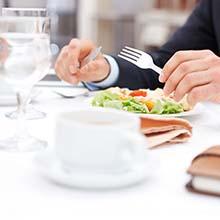 Men's Lunch