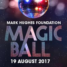 Mark Hughes Foundation Ball 2017