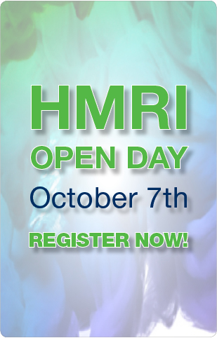 Register Now for HMRI Open Day