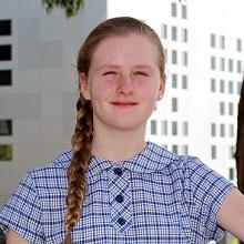 Lillian Harding - Schoolgirl Fundraiser for HMRI