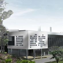 HMRI Building proposed