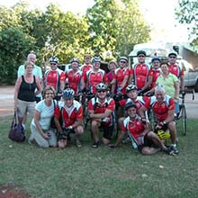 Newcastle to Dungog Charity Bike Ride
