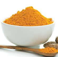 Curcumin, an anti-inflammatory agent