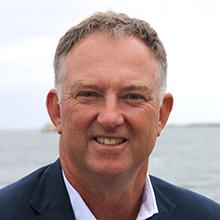HMRI Foundation Chairman Scott Walkom