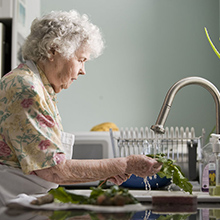 Helping seniors feel right at home
