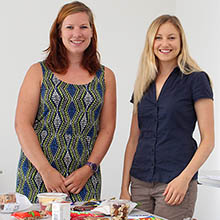 Ms Nienke de Vlieger and Dr Tamara Bucher