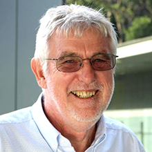 Laureate Professor Rob Sanson-Fisher AO