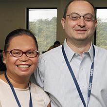 Aaron Sverdlov and Doan Ngo