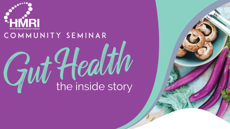 Gut Health: The Inside Story Community Seminar
