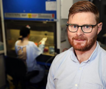 Newcastle cancer researcher recognised as Young Tall Poppy