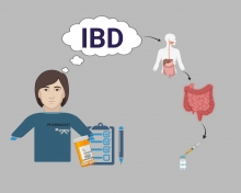 Management of IBD (inflammatory bowel disease) and pharmacists