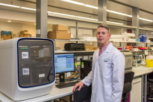 HMRI researcher's key role in development of preventative COVID-19 nasal spray