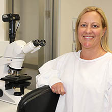 Associate Professor Nikki Verrills