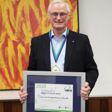 Meet Laureate Professor Nick Talley: HMRI 2020 Researcher of the Year