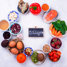 Thinking about trying collagen supplements for your skin? A healthy diet is better value for money