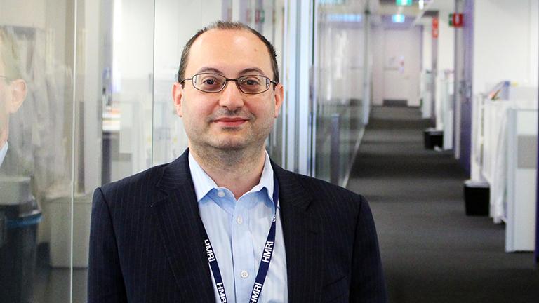 Associate Professor Aaron Sverdlov