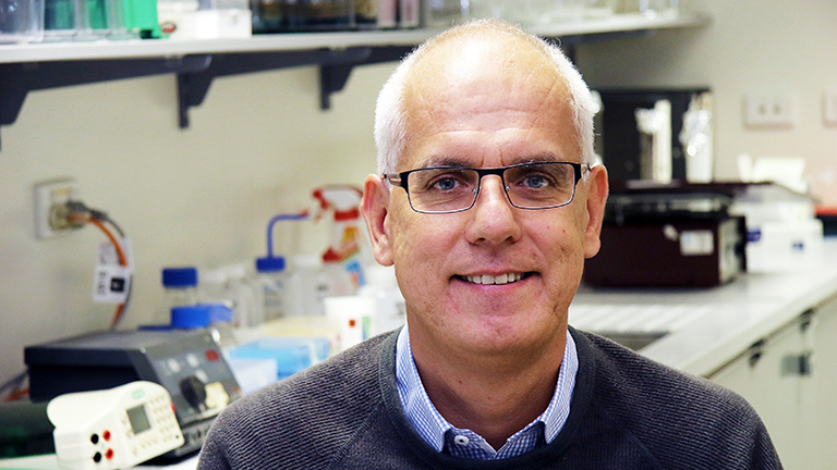 Professor Hubert Hondermarck