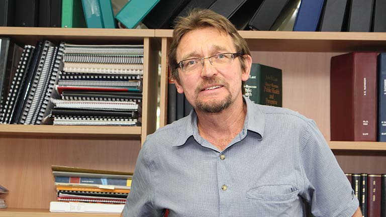 Professor Ron Plotnikoff - Cardiovascular Researcher