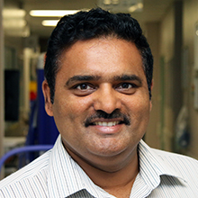 Dr Aniruddh Deshpande