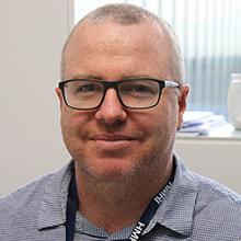 Dr Chris Oldmeadow