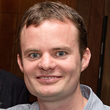 Professor Luke Wolfenden
