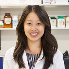 Associate Professor Susan Hua - researcher in therapeutic targeting