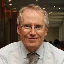 Professor Tom Walley, Institute Director, HMRI