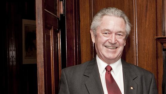 Dr Geoffrey Leonard AM
