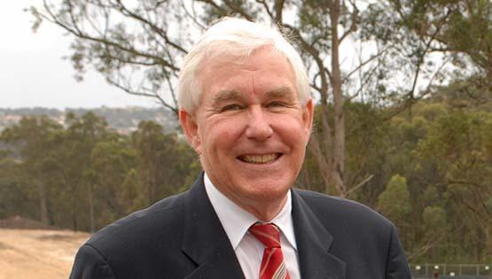 Professor Nicholas Saunders AO