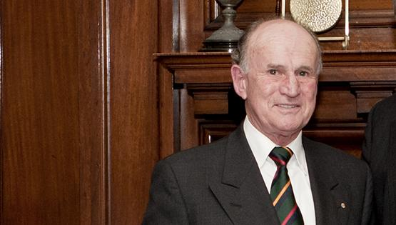 Mr Richard Owens OAM