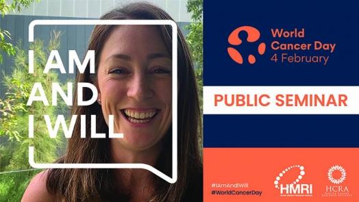 World Cancer Day Public Seminar