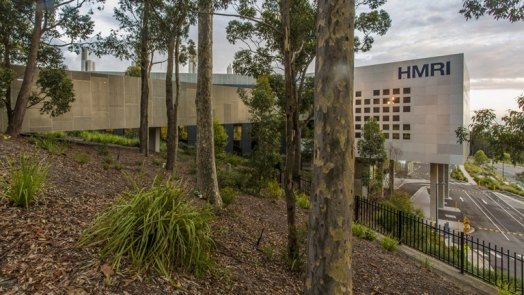HMRI Building Shut Down