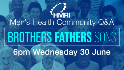 Brothers, Fathers Sons: Men's Health Community Seminar