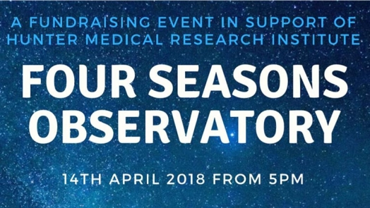Four Seasons Observatory Fundraiser