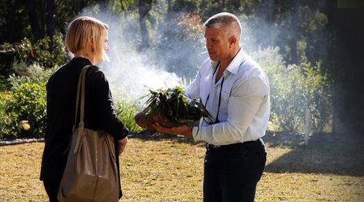 HMRI Smoking Ceremony