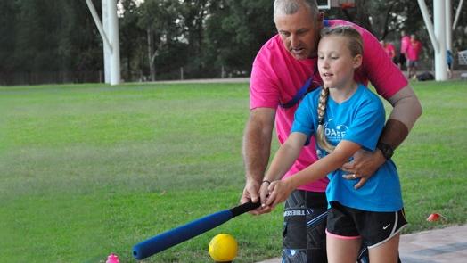 $2.4 million to empower girls in sport