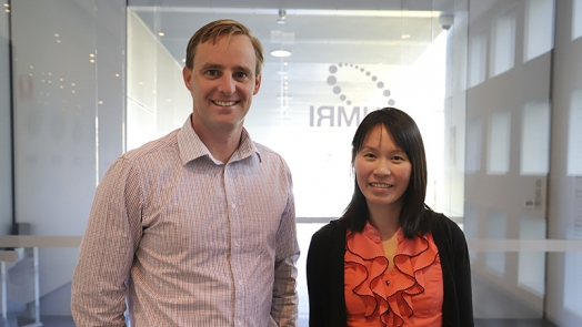 Drs Andrew Gardner and Serene Yoong