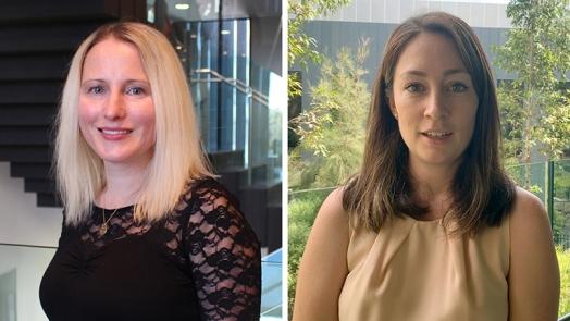 Dr Kelly Avery-Kiejda and Dr Elizabeth Fradgley