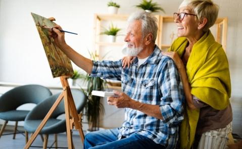 Creative Ageing