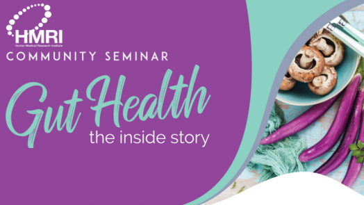 Gut Health: The Inside Story Community Seminar