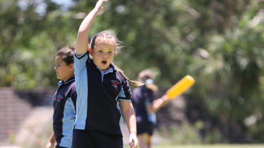 Getting kids active through education, movement and understanding