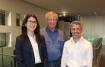 Dr Kirsten Coupland, Allan Davies, Professor Neil Spratt