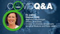 COVID Q&A: Managing our mental health during COVID lockdown.