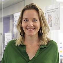 Gillian Mason - Stroke Rehab Researcher