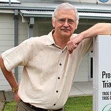 Conjoint Professor Jim Denham - prostate cancer researcher