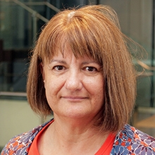Dr Karen Ribbons - MS Researcher
