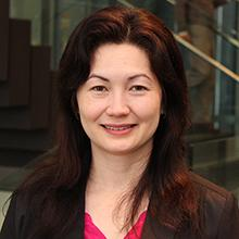 Associate Professor Mariko Carey