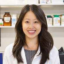 Dr Susan Hua - researcher in therapeutic targeting
