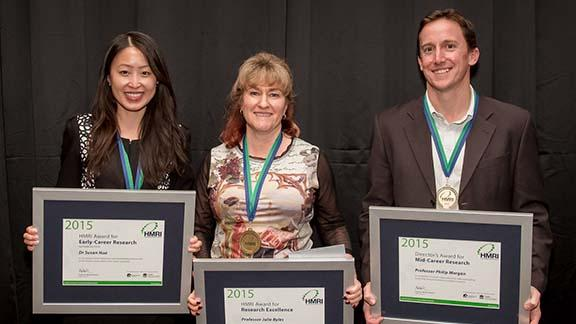 HMRI awards grants and funding to researchers